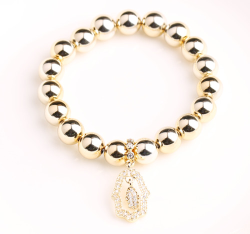 La Javardi Jewellery Hand Paved Bracelet Swarovski Elements Crystals