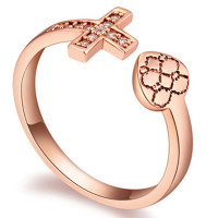 La Javardi Ring Rose Gold Jewellery